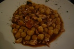 Squid-Cinnamon Gnocchetti