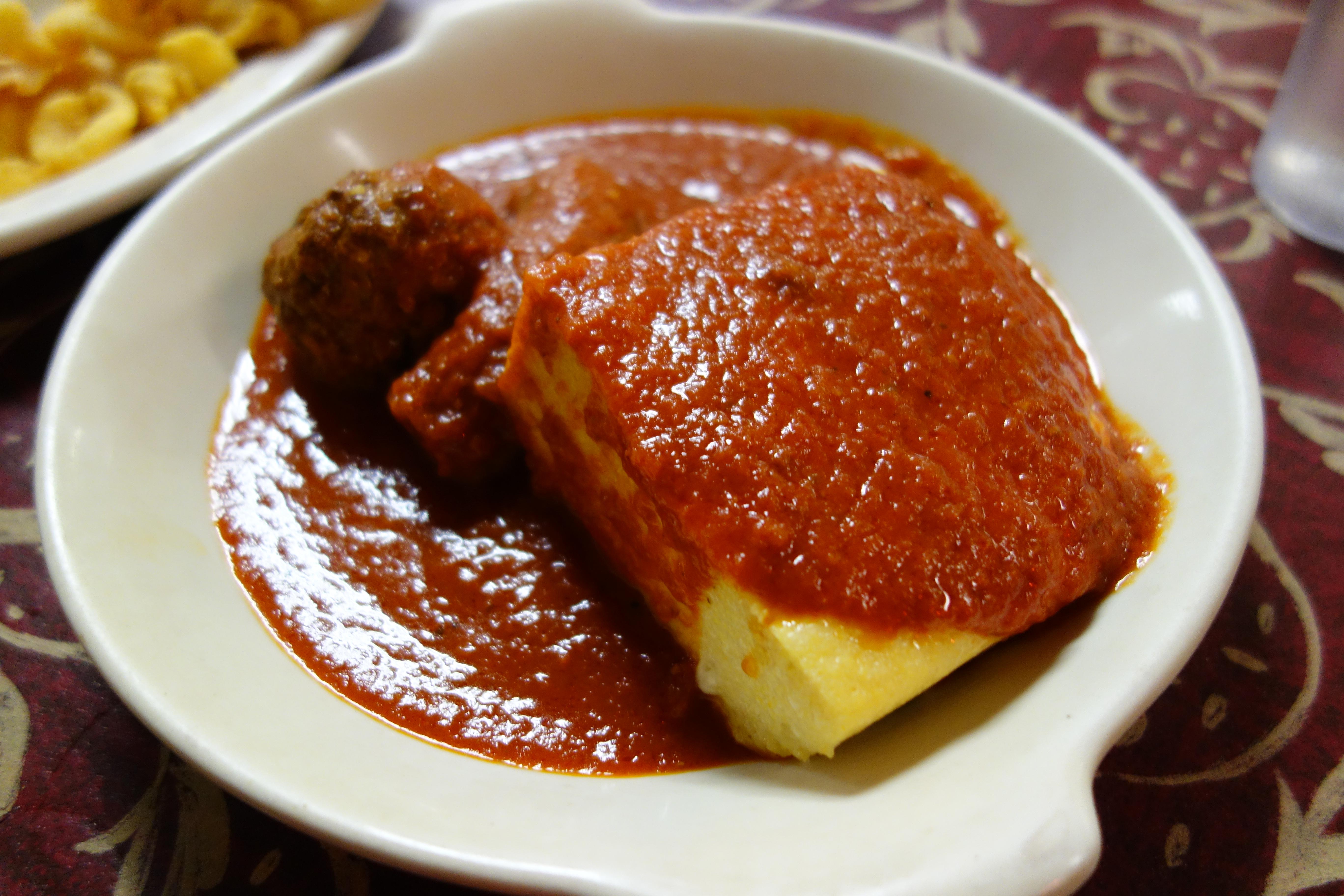 Mike S Kitchen Polenta Recipe