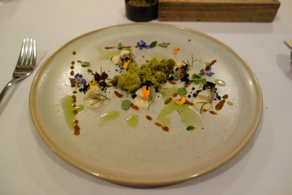 "Central | Lima | Jan '14 | ""Peruvian terroir, art on a plate"""